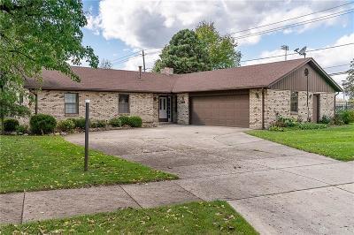 Kettering Single Family Home Active/Pending: 273 Lincoln Park Boulevard