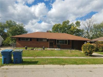 Dayton OH Single Family Home For Sale: $66,000