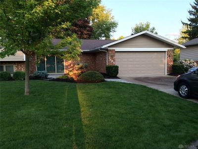 Dayton Single Family Home For Sale: 7635 John Elwood Drive