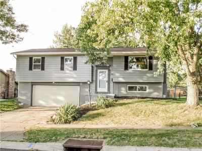 Clayton Single Family Home Active/Pending: 4999 Scothills Drive