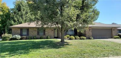 Tipp City Single Family Home Active/Pending: 3733 Cassandra Drive