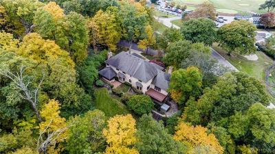 Kettering Single Family Home For Sale: 4300 Delco Dell Road