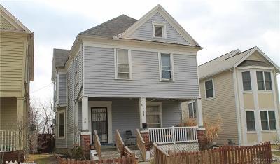 Dayton Single Family Home For Sale: 332 Edgewood Avenue
