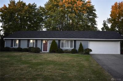 Dayton Single Family Home For Sale: 477 Alex Bell Road