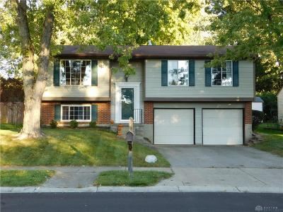 Dayton Single Family Home For Sale: 4828 Willow Mist Drive