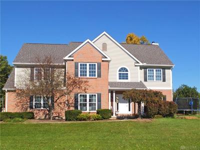 Springboro Single Family Home Active/Pending: 10 Chase Court