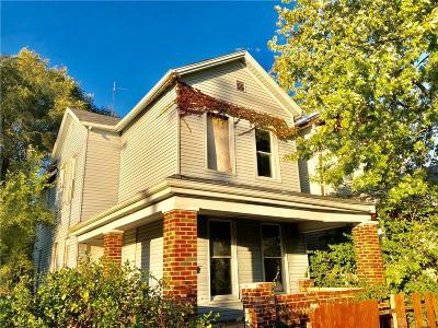 Dayton Single Family Home For Sale: 423 Huffman Avenue
