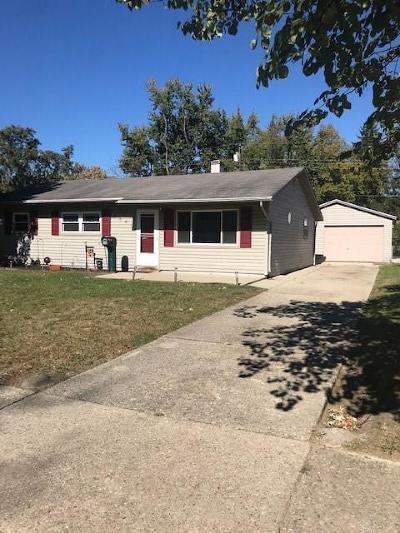 Dayton Single Family Home For Sale: 5851 Penn Avenue