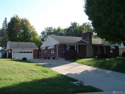 Xenia Single Family Home For Sale: 85 Wilson Drive
