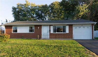 Xenia Single Family Home For Sale: 2001 Pennsylvania Drive