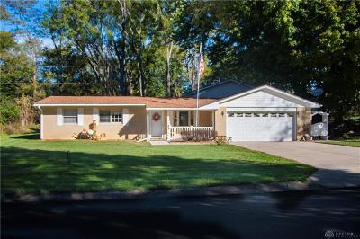 Bellbrook Single Family Home Active/Pending: 78 Upper Hillside Drive