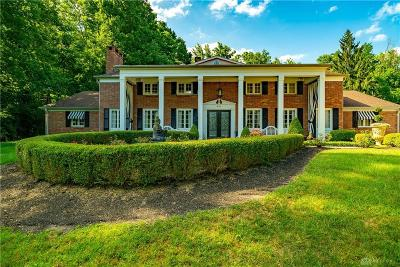 Englewood Single Family Home For Sale: 450 Wenger Road