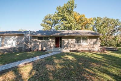 Dayton Single Family Home For Sale: 3713 Alex Bell Road