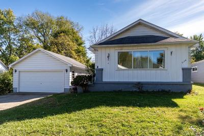 Dayton OH Single Family Home For Sale: $69,000