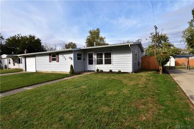 New Carlisle Single Family Home Active/Pending: 233 Prentice Drive