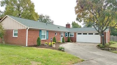 New Carlisle Single Family Home Active/Pending: 606 Terra Court