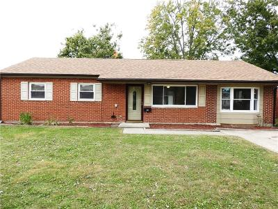 Single Family Home Pending/Show for Backup: 310 Lang Court