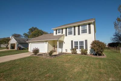 Xenia Single Family Home Pending/Show for Backup: 2432 Mississippi Drive