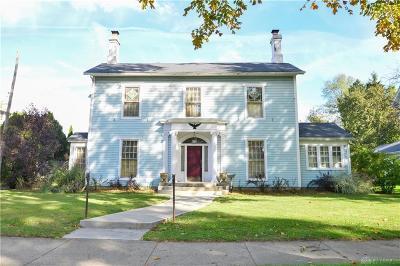 Urbana Single Family Home For Sale: 320 Scioto Street