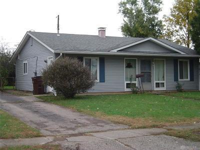 Xenia Single Family Home For Sale: 312 Ridgebury Drive