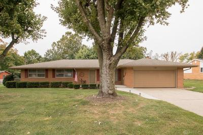 Xenia Single Family Home For Sale: 944 Morningside Drive