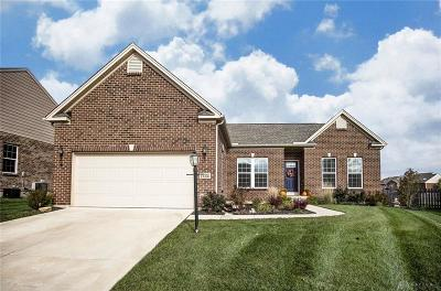 Centerville Single Family Home For Sale: 1732 Holly Brook Court