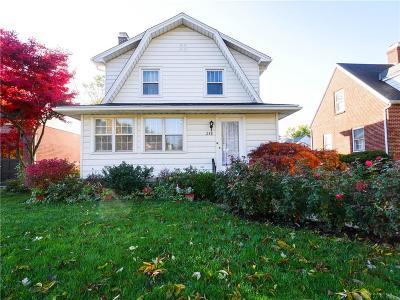 Oakwood Single Family Home For Sale: 238 Claranna Avenue