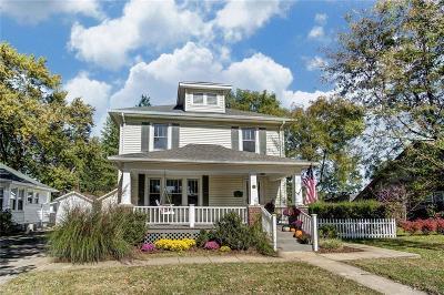 Fairborn Single Family Home For Sale: 27 Mann Avenue
