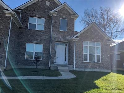 Huber Heights Single Family Home For Sale: 8548 Deergate Drive
