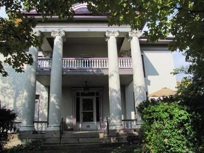 Urbana Multi Family Home Pending/Show for Backup: 134-138 Church Street