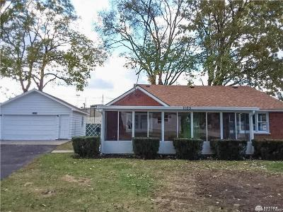 Greene County Single Family Home For Sale: 1105 Harvard Avenue