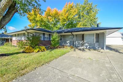 Huber Heights Single Family Home Active/Pending: 6131 Sandbury Drive