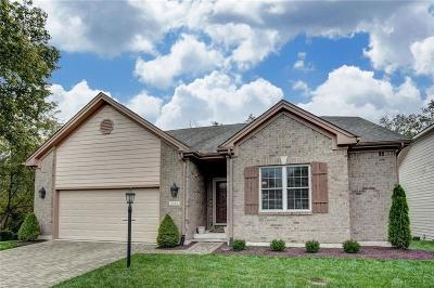 Bellbrook Single Family Home Active/Pending: 3416 Pavilion Lane