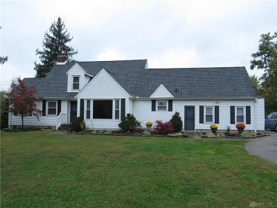 Middletown Single Family Home Pending/Show for Backup: 4927 Central Avenue