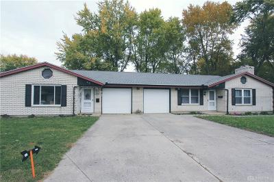 West Milton Multi Family Home Pending/Show for Backup: 408-412 Lyle