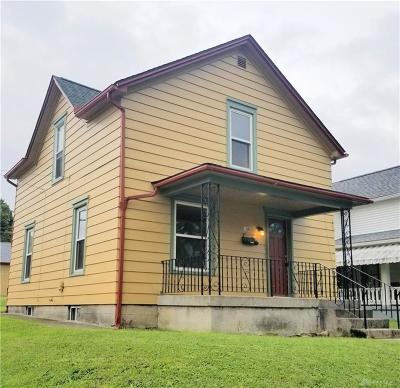Dayton Single Family Home For Sale: 100 Indiana Avenue