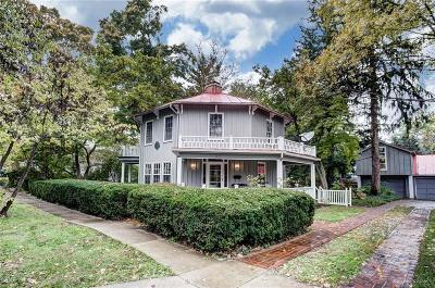 Yellow Springs Single Family Home For Sale: 111 Whiteman Street
