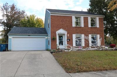 Englewood Single Family Home For Sale: 5101 Seville Drive