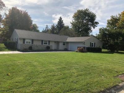 Centerville Single Family Home For Sale: 70 Peach Grove Avenue