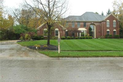Dayton Single Family Home For Sale: 10691 Falls Creek Lane