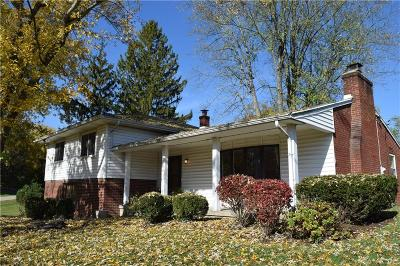 Beavercreek Single Family Home Active/Pending: 4120 Sierra Park Terrace