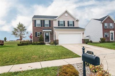 Tipp City Single Family Home Pending/Show for Backup: 2239 Blazing Star Drive