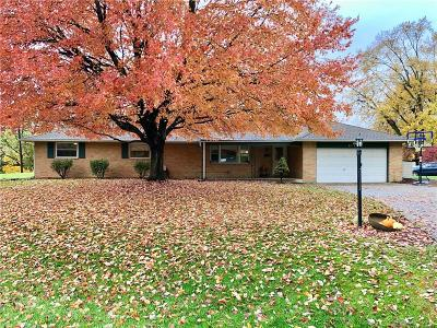 Bellbrook Single Family Home Active/Pending: 2171 Clearview Drive