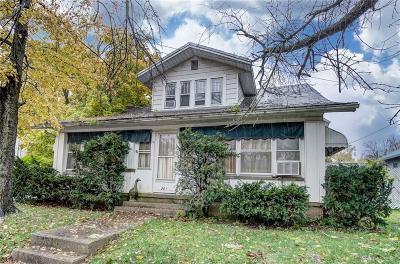 West Milton Single Family Home For Sale: 201 Hayes Street