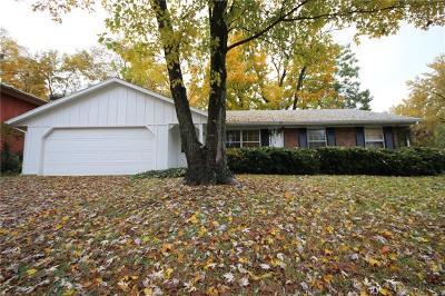 Springboro Single Family Home Active/Pending: 420 Whispering Pines Street