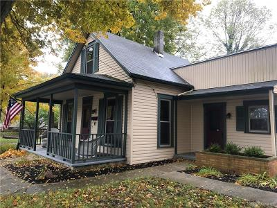 West Milton Single Family Home For Sale: 333 Hayes Street