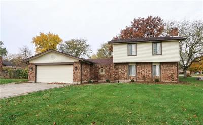 Tipp City Single Family Home For Sale: 6760 County Road 25a