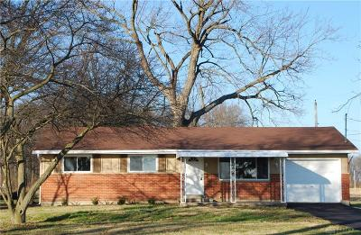 Single Family Home For Sale: 1480 E Jackson Rd. Road