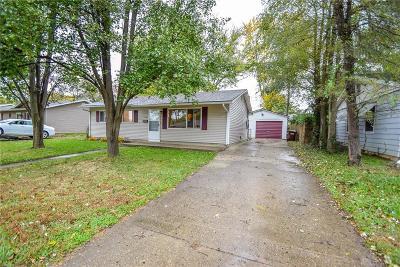 Xenia Single Family Home For Sale: 1168 Reid Avenue