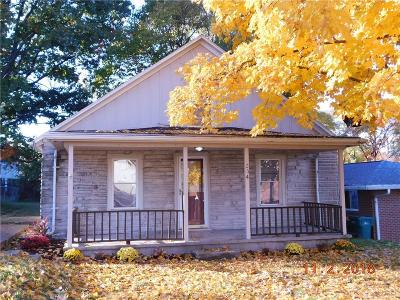 Fairborn Single Family Home Active/Pending: 234 Gilbert Avenue